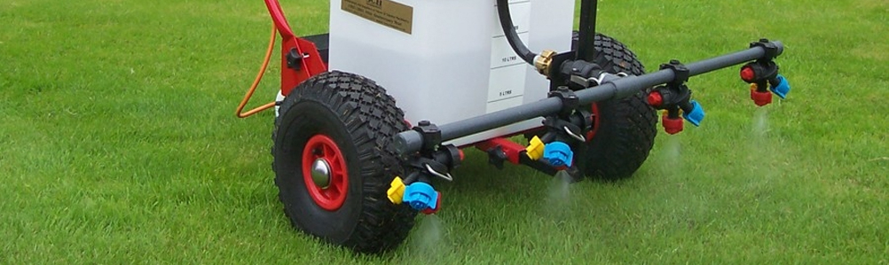 Wheeled Push Sprayers