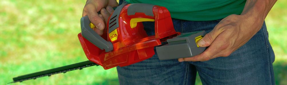 WOLF-Garten 18V Li-Ion Battery-Powered Tools