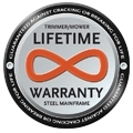 DR products lifetime mainframe warranty