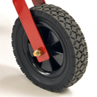 Gardencare WBBS40 easy transport wheel