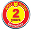 WOLF-Garten 2 year guarantee