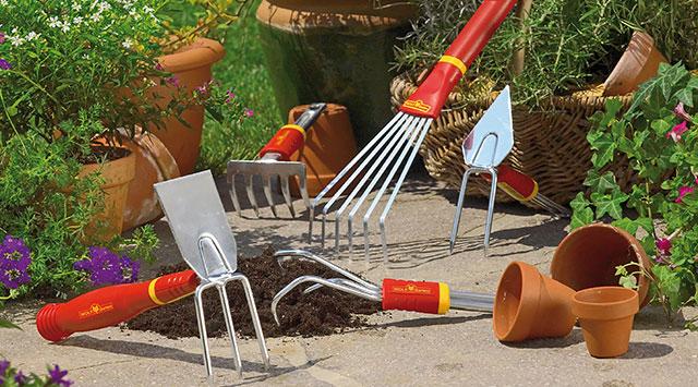 WOLF-Garten multi-change-garden-tools