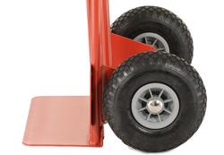 Cobra ST210 sack truck pneumatic wheels
