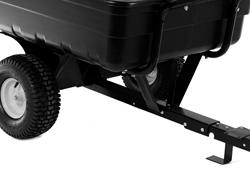 GTT400HD axle