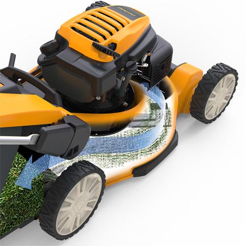 Cub Cadet Enduro Series XM2 DR46 Variable 6-Speed Petrol Lawn Mower