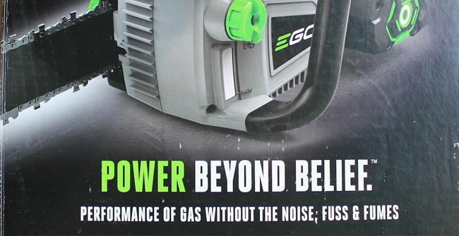 EGO - Power Beyond Belief