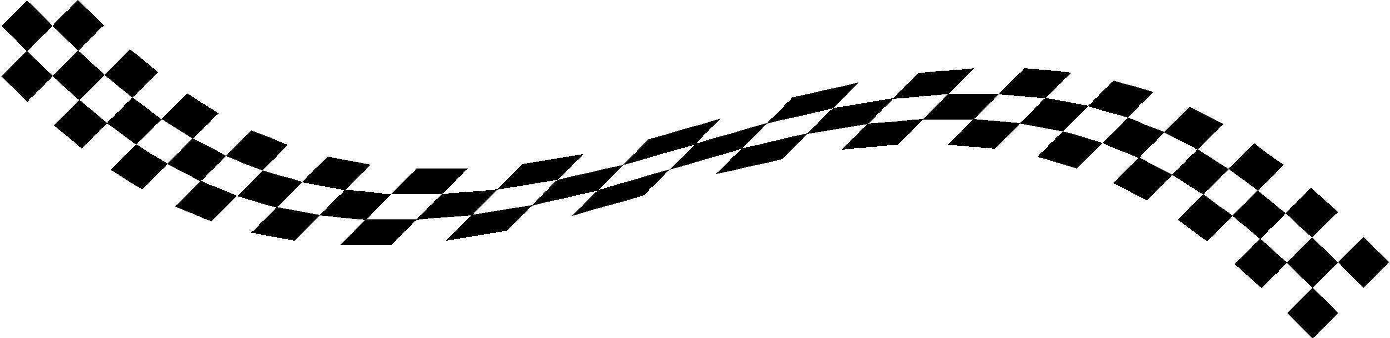 Chequered Flag Banner