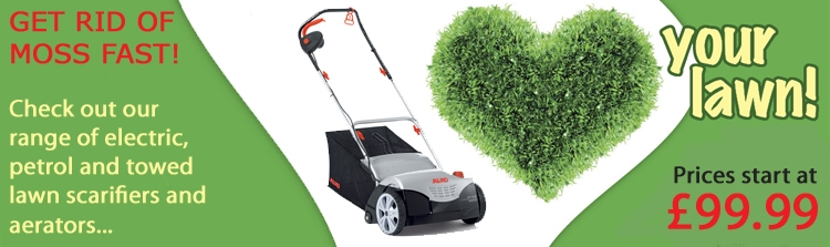 Love Your Lawn - Shop Lawn Scarifiers and Aerators